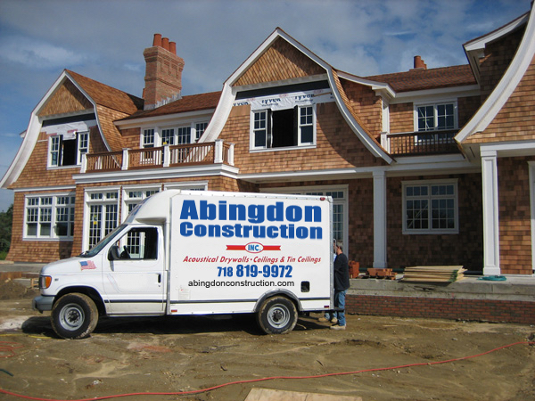 Abingdon Construction Ceiling ceiling installation brooklyn