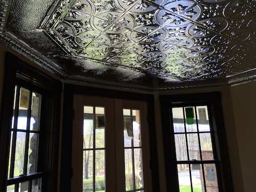 tin ceilings westchester