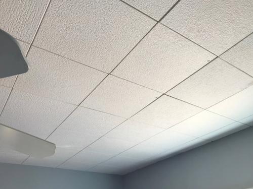 Abingdon Construction drop ceiling installations