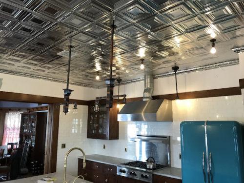 Tin Ceiling Tiles Transform Your Home | Abingdon Construction