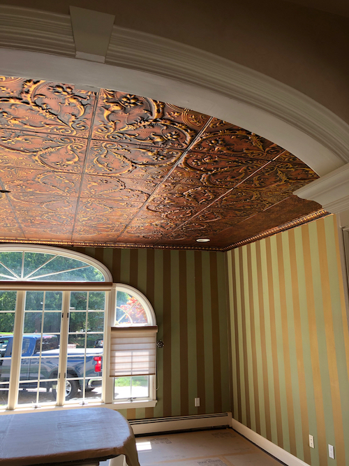 residential tin ceilings